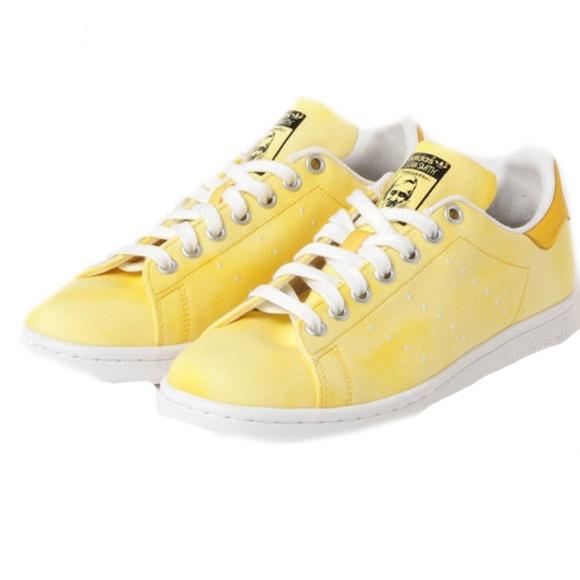 new style 8bfc2 cc61a ADIDAS PHARELL WILLIAMS HU Holi Stan Smith Boutique